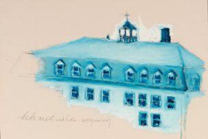 York Wilson Award Honours Robert Houle's Residential School Art