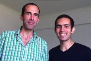 John Greyson and Tarek Loubani Say Thank You