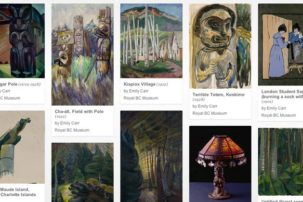Key BC Artworks Added to Google Art Project
