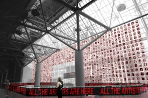 More Artists Representing Themselves at Art Toronto