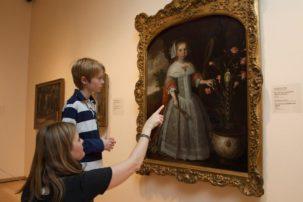 Major Galleries Announce New Programs for Kids