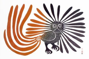 Inuit-Art Show in Venice a Target for Renewed Foundation