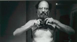 Slideshow: Allen Ginsberg Photos Find a Home in Canada