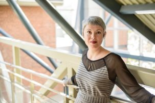 Vicky Chainey Gagnon New Director of The Rooms Art Gallery