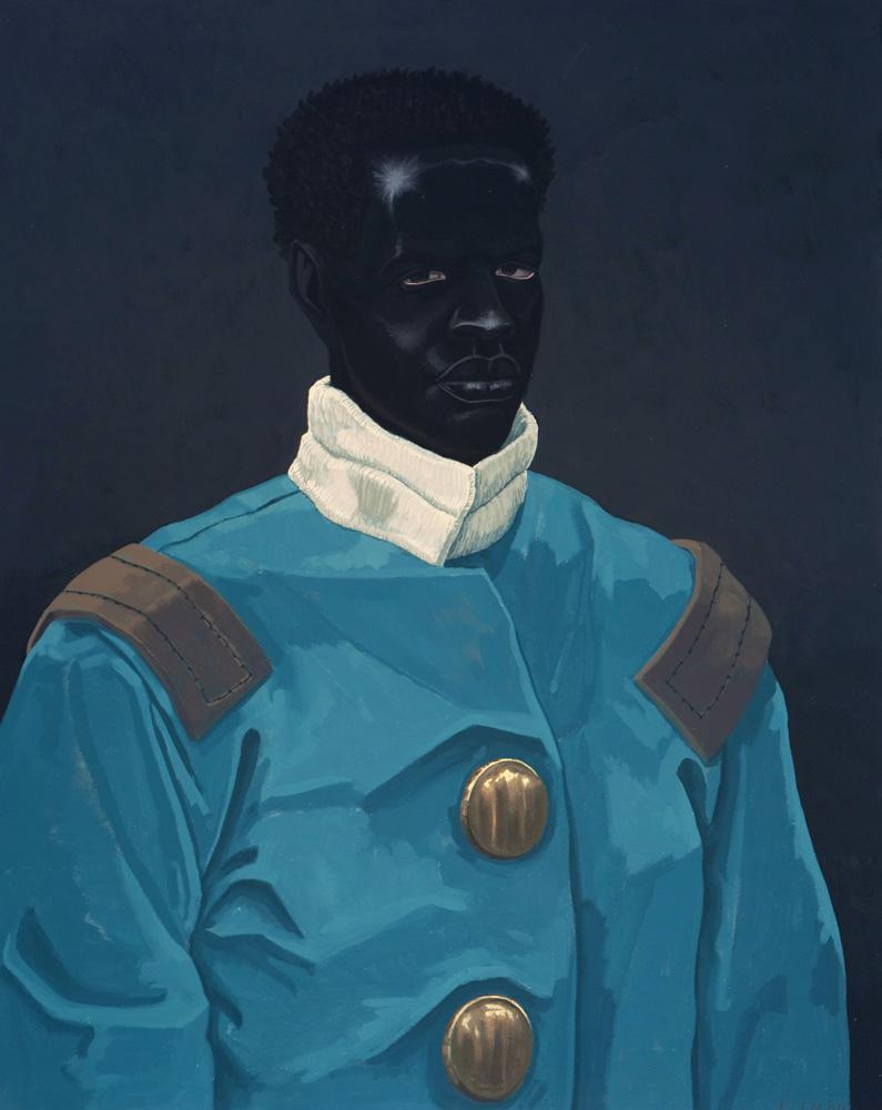 Painting Black Presence Kerry James Marshall Canadian Art