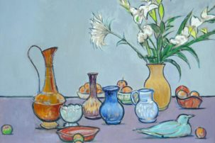 Painter & Award Founder Joseph Plaskett Dies at 96