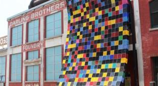 Milk-Crate Art Wins Big at Montreal Awards