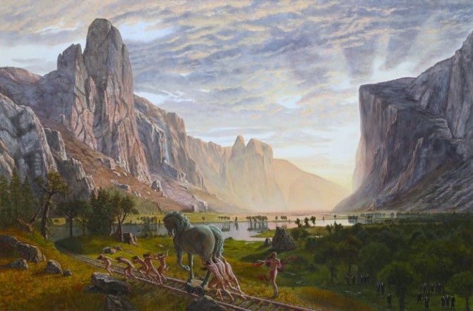 Kent Monkman: Expelling the Vices