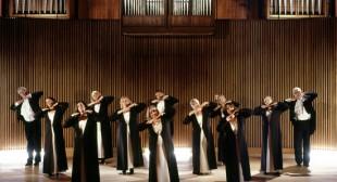 Ian Skedd: Sign Singing: Love Will Tear Us Apart, Joy Division, 1979, Deaf Choir, 2009