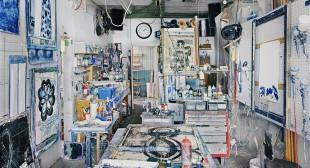 Joseph Hartman: Artist Studios