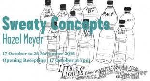 Hazel Meyer: Sweaty Concepts