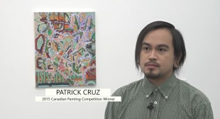 Patrick Cruz Discusses Winning the RBC Canadian Painting Competition