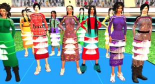 Skawennati: Realizing the Virtual: A TimeTraveller Experience