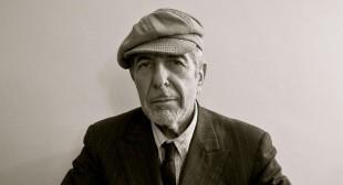 Major Leonard Cohen Exhibition To Debut in Montreal
