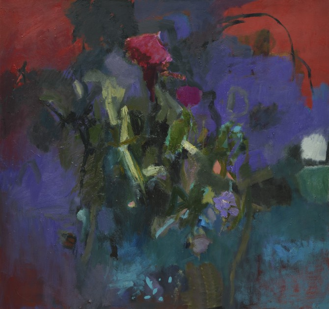 Jennifer Hornyak: New Paintings