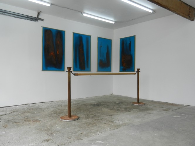 Works by Kristie Muller. Courtesy AC Repair Co.