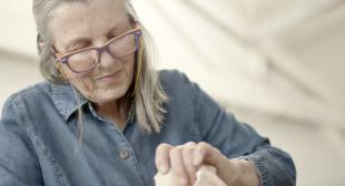 Video: Liz Magor in Her Studio