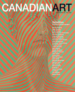 Go to Canadian Art magazine