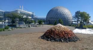 When a Contemporary Ruin Becomes an Art Festival