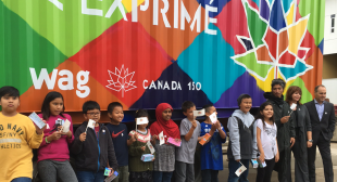 Artists to Criss-Cross Nation with Shipping Containers for Canada's 150th