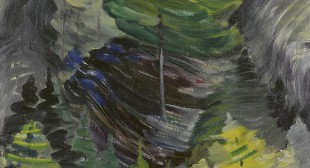 Emily Carr and Wolfgang Paalen: I Had an Interesting French Artist to See Me This Summer