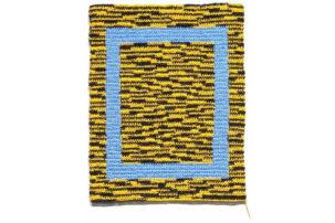 Meet the Artist Who Crochets Paint