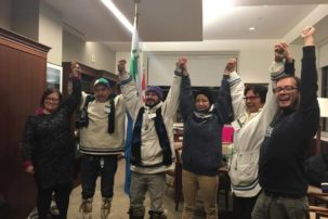Inuk Artists End Hunger Strike as Government Promises Action at Muskrat Falls