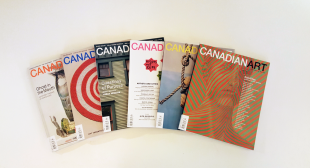 Canadian Art Editorial Intern