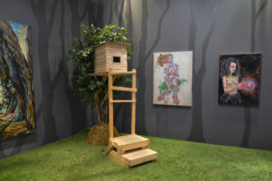 Canadian Artists Out in Force at New York's Armory Week