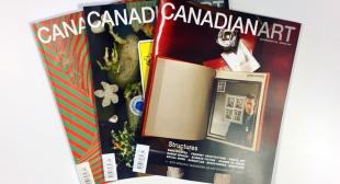 Canadian Art Nominated for Two Digital Publishing Awards