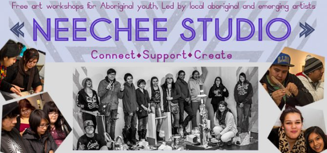 Free Art Workshops for Indigenous Youth