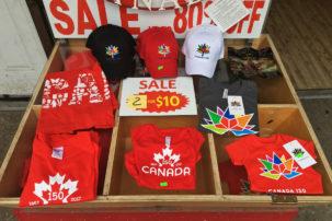 Against the Souvenir: Thinking Through Canada 150