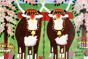 My Work for Maud Lewis