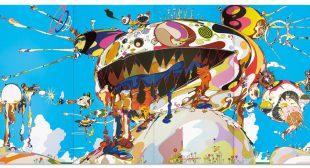 Takashi Murakami is Coming to Canada