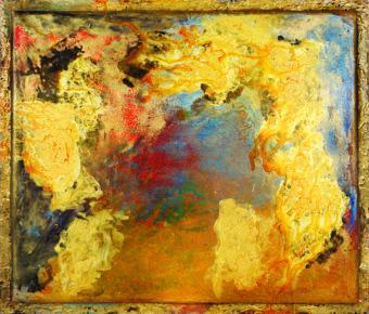 Ben Woolfitt: Paintings & Works on Paper