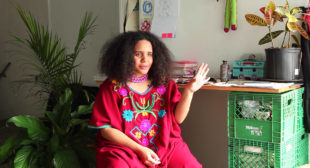 Video: In the Studio with Lido Pimienta