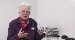 Video: In the Studio with Rita McKeough