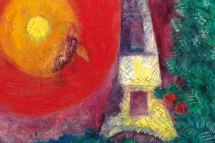 National Gallery of Canada Deaccessions Chagall Painting