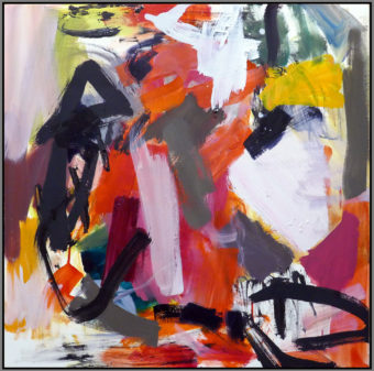 Scott Pattinson: New Paintings