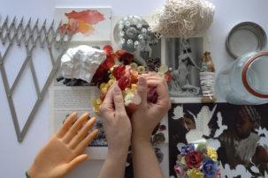 Erika DeFreitas's Mourning Gestures